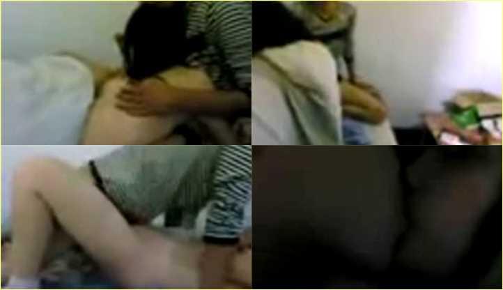 pasangan remaja mesum ciuman bugil